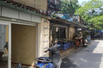 Cho thuê nhà tầng 1 DT 70m2 khu Nghĩa Tân, MT rộng thoáng
