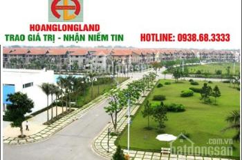 Bán lô đất, KĐT Chi Đông, Mê Linh, 207m2, MT 8m, giá 6 tr/m2, LH 0938.68.3333