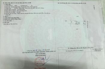 Kẹt tiền bán lỗ lô đất SHR, ngay cổng Cát Tường Phú Sinh vị trí đẹp giá đầu tư, LH 0906946759