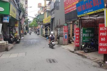 Bán nhà mặt phố Định Công Thượng, 75m2, mặt tiền 4m, kinh doanh ngày đêm, giá 6.6 tỷ