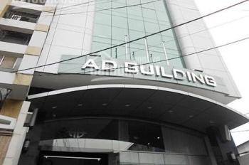 Cho thuê văn phòng Quận 1 AD Building đường Nam Quốc Cang, 60m2 - 27.9 triệu, gần CV 23/9