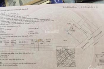 Chính chủ cần bán đất đẹp phường 11, gần bệnh viện tỉnh đang xây, LH: 0909 638 336