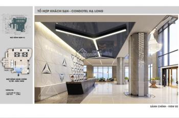 Tiêu chuẩn KS 5 sao, Condotel TT Bãi Cháy, từ 540tr -Eastin Phát Linh, cam kết 10%/năm, vay 70%