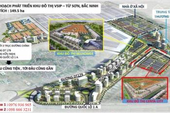 Chỉ với 2 tỷ sở hữu - đầu tư ngay biệt thự liền kề - Belhomes - Shophouse khu đô thị Vsip