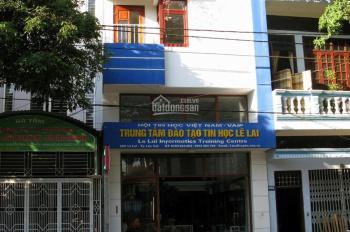 Cho thuê nhà mặt phố Lê Lai - Phường Kim Tân - TP Lào Cai, diện tích sử dụng 110 m2