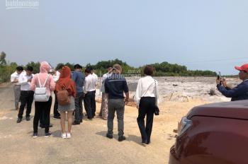 Bán đất Hồ Tràm 20*25m, sổ riêng bao quy hoạch. Sang tên ngay