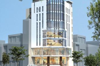 Chính chủ cho thuê tòa nhà mặt phố Cầu Giấy. DT 270m2 x 8 tầng, lô góc 2 mặt tiền, LH 0984213186