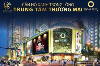 Cần bán gấp tầng ngoại giao 8, 9, 10, 16, 18 dự án Topaz Elite view đẹp nhất dự án. LH 0933.833.291