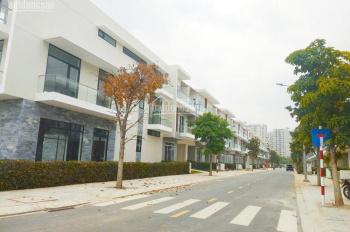 Khách cần bán gấp nhà phố Rio Vista, DT 75 m2 và 195 m2 mặt sông, ở P. PL B, Q. 9, LH 0902786079