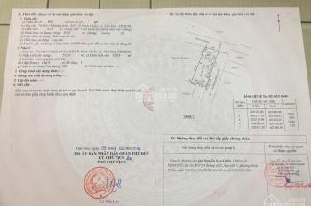 Bán nhà cấp 4 hai mặt tiền hẻm xe hơi đường Bình Chiểu