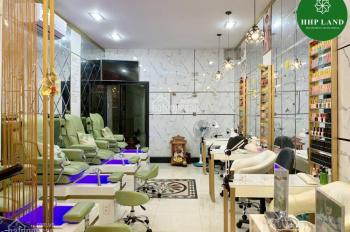 Cần sang tiệm nail máy móc nhập, setup hiện đại, vị trí cách Võ Thị Sáu chỉ 20m, 0976711267