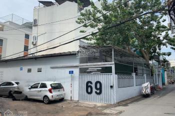 Bán gấp nhà 2 mặt tiền trung tâm quận Phú Nhuận, số 69 Trần Kế Xương, DT 187.4m2, giá 30 tỷ (TL)