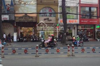Cho thuê nhà mặt tiền Nguyễn Trãi, quận 5, DT 4x20m trệt 3L, giá 78.2tr/tháng. LH: 0937238205