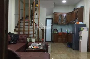 Nhà 32m2*5T mới ngõ 561 Trương Định, Nam Đô, gần ngã tư Kim Đồng. SĐCC, chấp nhận TG
