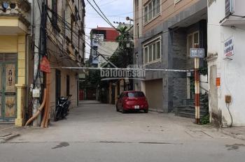 Bán nhà ngõ 155 Trường Chinh, Thanh Xuân, Hà Nội, DT: 40m2 x 5 tầng, ô tô cách 50m