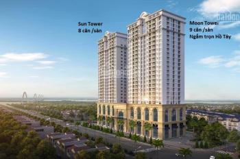 Mở bán đợt 2 DA Tây Hồ Residence, từ 2.6 tỷ/căn 2PN, 3.4 tỷ/ 3PN, tặng NT 200tr. LH 0983 084258