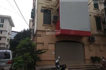 Cho thuê biệt thự khu đô thị Linh Đàm, 250m2 x 4T, làm lớp học, văn phòng