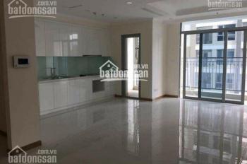 Chính chủ cho thuê căn hộ Vinhomes Central, 116m2, có 3 phòng nhà trống giá 23 triệu/th, 0931288333