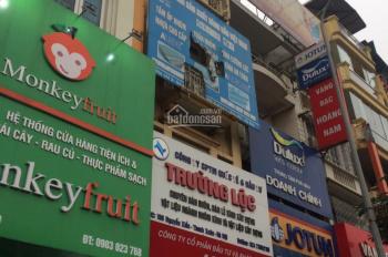 Cho thuê nhà phố Nguyễn Xiển, DT: 80m2 x 5 tầng, nhà đẹp, giá 23 tr/tháng. 0988138345