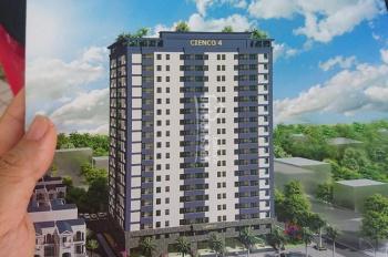Bán chung cư Cienco 4, đẹp nhất thành Vinh căn góc 63m2 giá chỉ từ 640tr. LH 0973463932