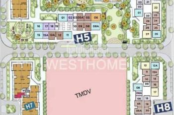 Bán căn H5 studio 30,6m2 Vinhomes SmartCity Tây Mỗ