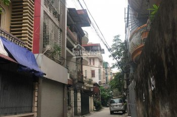 Bán nhà ngõ 375 Tam Trinh, diện tích 65/80m2 x 4 tầng, ngõ rộng 2 ô tô tránh