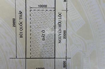 Đất cho thuê chính chủ, DTSD 420m2, gần BigC Mỹ Tho