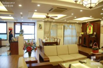Chính chủ bán chung cư cao cấp tầng 2408 tòa A chung cư Golden Land (Hoàng Huy)