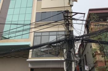 Bán nhà mặt phố chính chủ 6 tầng mới xây  tại 141 Nguyễn Ngọc Nại