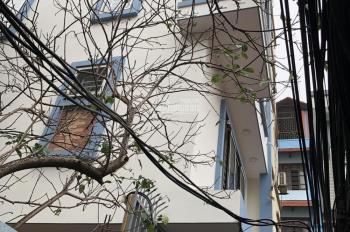 Bán nhà mặt ngõ rộng đường Nguyễn Khả Trạc DT 40m2, MT 4m, hướng Bắc, giá 4.6 tỷ có thương lượng
