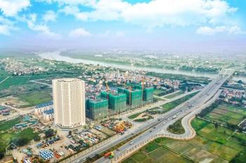 Bán suất ngoại giao mặt ngoài tòa River diện tích 151m2, giá 38 tr/m2