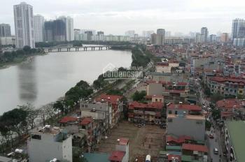 Bán nhà mặt ngõ 192 Đại Từ, hồ Linh Đàm, căn góc, 65m2 x 1T, MT 5,5m. Đường 5m, 6 tỷ, 09688.11116
