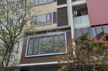 Cho thuê nhà lô 38A đường Trung Yên 11. Khu đô thị Trung Hòa, diện tích 90m2 x 5 tầng, mặt tiền 5m