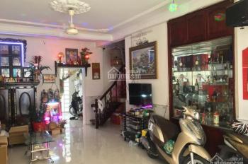 Bán nhà 2 mặt tiền hẻm Trần Khắc Chân, Quận 1 giá 6 tỷ 650 triệu