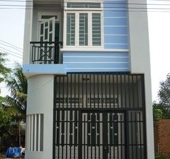 Bán nhà 80m2, mặt tiền TL8 Củ Chi, SHR