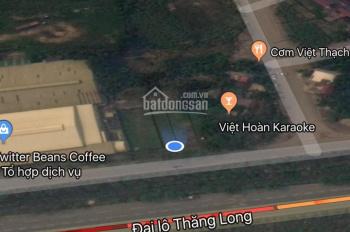 Cho thuê kho xưởng 810m2 - Container đỗ cửa- đường 20m - 35 triệu/tháng - Đại Lộ Thăng Long