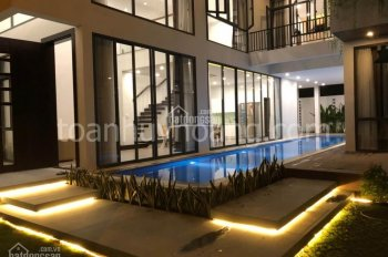 Bán nhà đẹp khu Nam Việt Á, 7 phòng ngủ khép kín, có hồ bơi, giá 22 tỷ