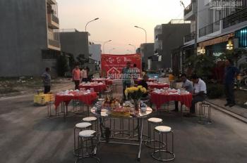 Bán lô đất khu D đối diện công viên 85m2, giá 1,6 tỷ Eco Town Nguyễn Văn Bứa, Hóc Môn