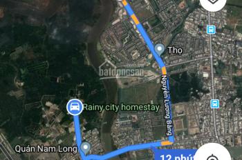 Bán nhanh lô đất cách cầu Phước Long 500m biệt thự vườn, kho xưởng nhà trọ, homestay, ngay Q7, PMH