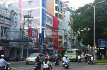 Bán nhà mặt tiền đường Hậu Giang, phường 5, quận 6, DT 4.5x16.5m, 4 lầu, LH 0919608088