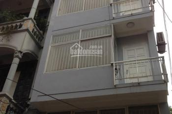 Cần bán gấp nhà riêng 46m2, 4T đường rộng, 2 mặt thoáng, thiết kế hiện đại tại Bằng B Hoàng Liệt