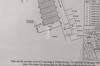 Bán gấp đất DT 5,2x18m phường Tân Hưng, giá bán 7.1 tỷ, lộ giới 6m. LH: 0964387007 Phương