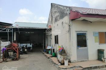 Cho thuê kho mặt tiền Quốc Lộ 1A, H. Bình Chánh, khuôn viên 4.000m2, xưởng 2.000m2