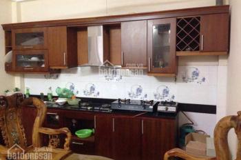 Cho thuê nhà phân lô Hồ Ba Mẫu - Lê Duẩn DT 35m2 x 5T, nhà mới đẹp, thiết kế mỗi tầng 1 phòng