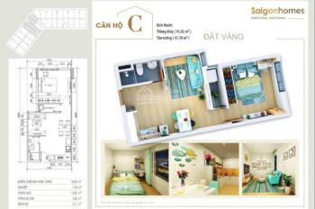 Chuyên sang nhượng và cho thuê căn hộ Saigonhomes quận Bình Tân