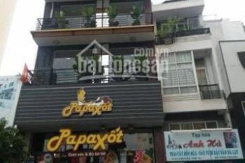 Bán nhà mặt tiền Nguyễn Hữu Cầu - Hai Bà Trưng, Tân Định, Quận 1, DT 12m x 21m, giá 105 tỷ