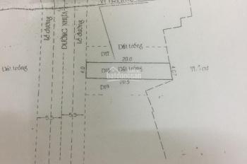 Bán lô đất thổ cư ngay chợ Tân Sơn p12 Gò Vấp DT: 4x20m đường thông 8m có lề đường 2 bên, giá 6tỷ5