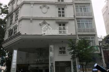 Bán khách sạn mặt tiền Trương Định - Lý Tự Trọng Quận 1, 12x19m, 80 phòng, giá 360 tỷ