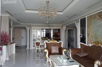 Chính chủ cho thuê căn hộ Vinhomes Central 155m2, view sông nhà trống, 4 PN, giá tốt  0931.288.333