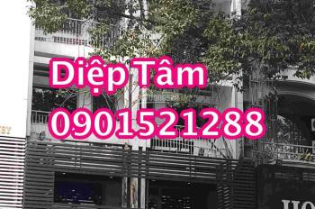 Nhà bán mới đẹp mặt tiền đường Quận 10, Nguyễn Chí Thanh, 160 tỷ